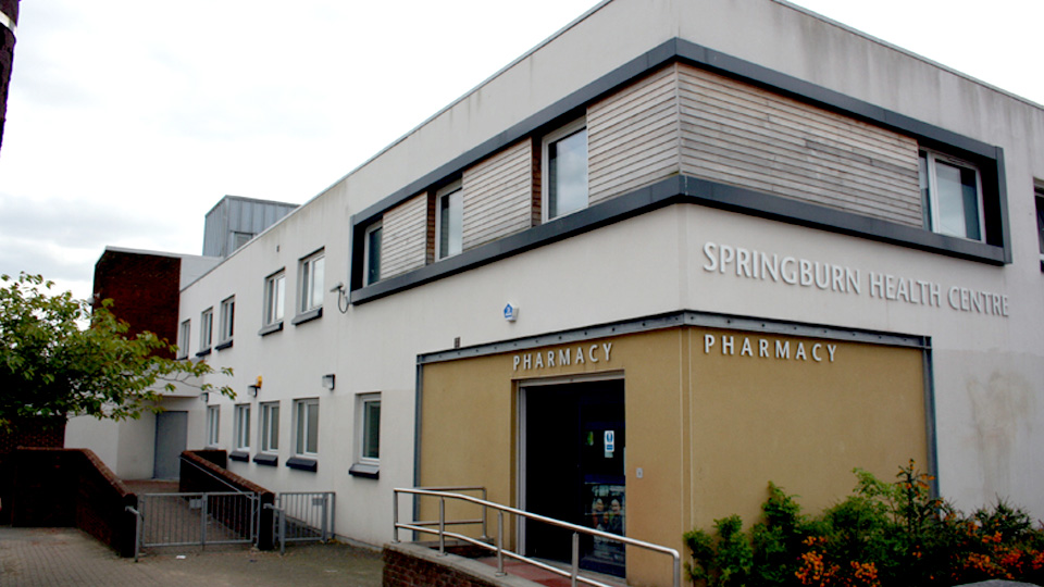 Springburn-Health-Centre