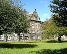 Univ of St Andrews - Irvine building