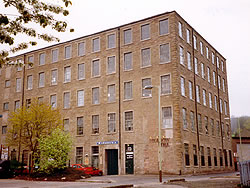 Wasps, Dundee - External